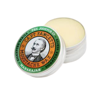Captain Fawcett Maharajah Moustache Wax