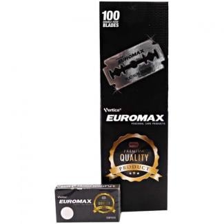 Euromax Double Edge Platinum - 100 Blades
