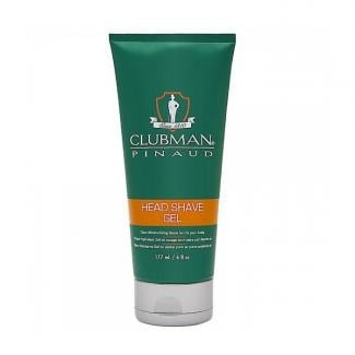 Head Shave Gel 177 ml - Clubman Pinaud