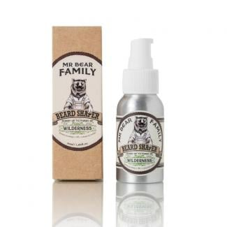Beard Shaper Wilderness 50 ml - Mr Bear