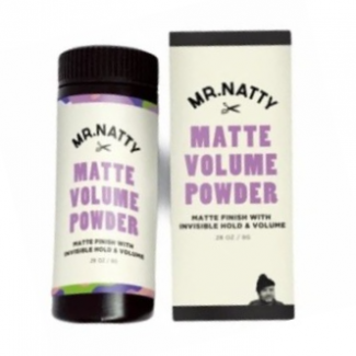 Matte Volume Powder 8 gram - Mr Natty
