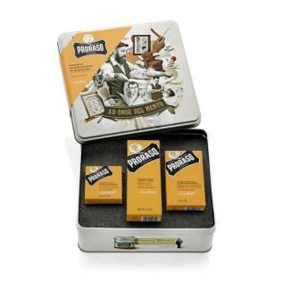 Wood and Spice Shaving Kit - Proraso