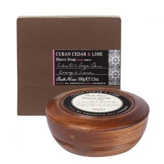 Scheerzeep Cuban Cedar  Lime