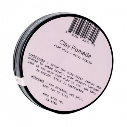 Clay Pomade 29 ml - Firsthand
