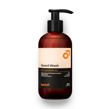 Beard Wash 250ml - Beviro